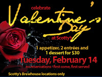 Scotty's Valentines Day