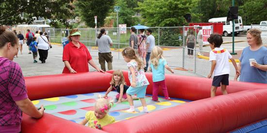 Taste of Bloomington Kids Activities