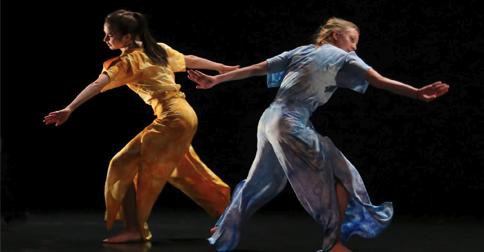 Leading Edges IU Contemporary Dance