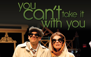 Indiana Festival Theatre: You Can't Take it With You