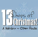 Antique Dealers 13 Shops of Christmas 2014