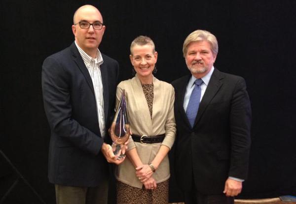 2013 Arts Marketing Award