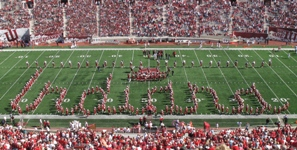 IU Football Marching Band