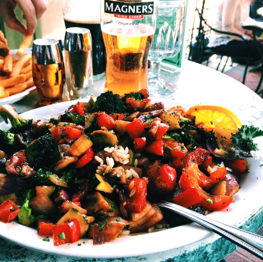 Irish Lion Vegetarian Gluten-Free