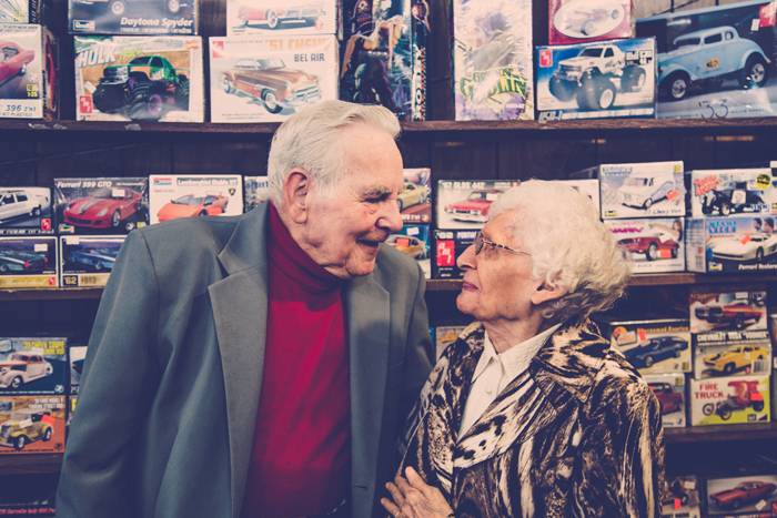 Rosie and Harold Treasure Chest Hobbies