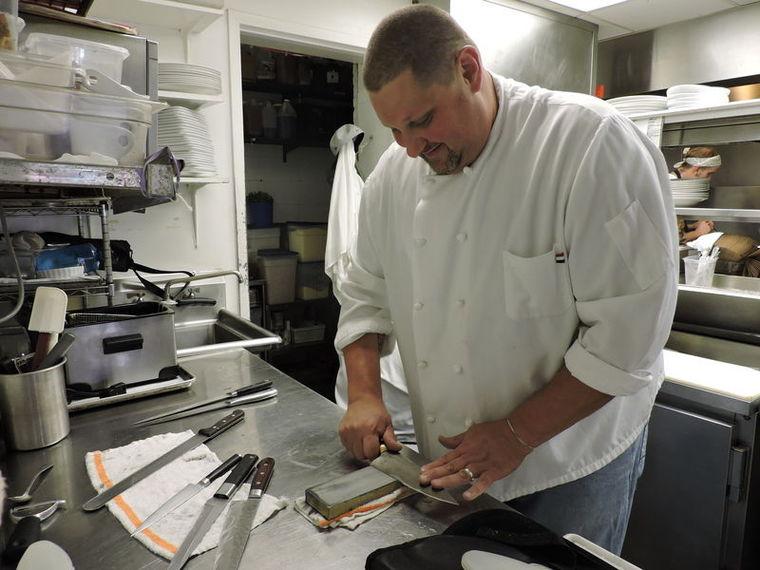 Chef Dave Tallent
