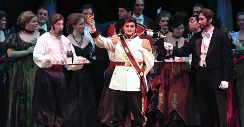 Die Fledermaus IU Opera