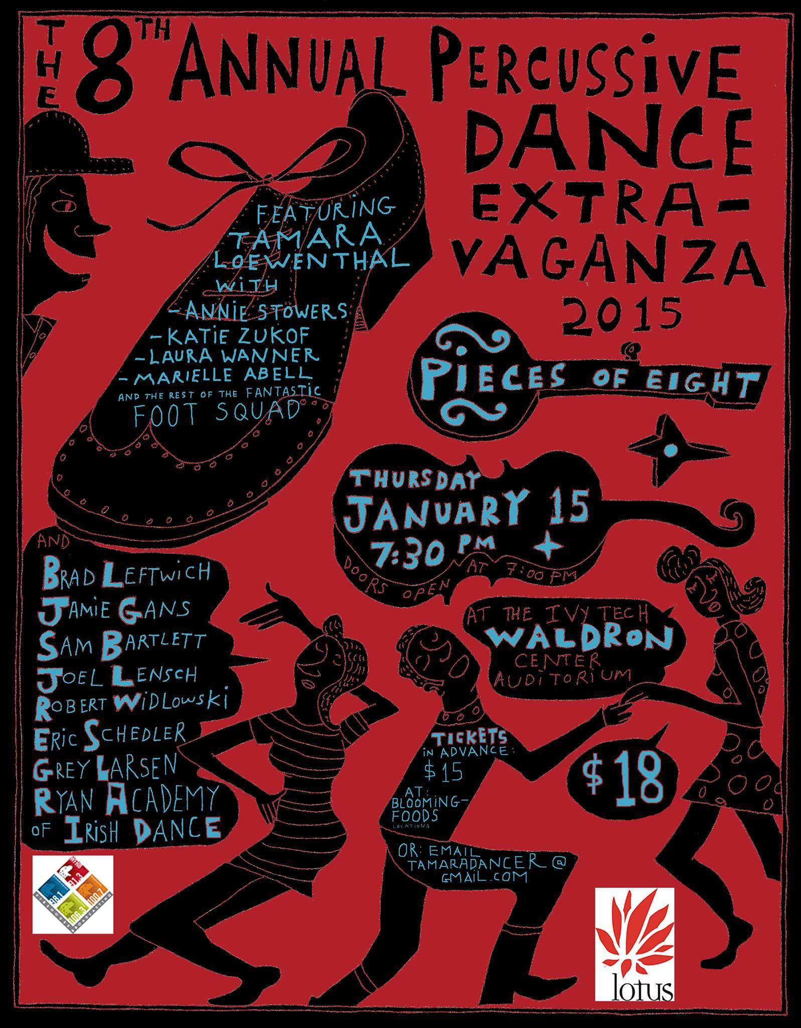 Percussive Dance Extravaganza