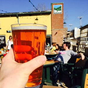 Upland Patio Season Porch Beer