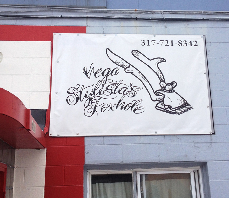 Vega Stylista Sign