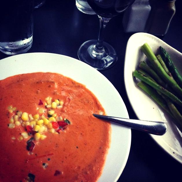 Sweet Grass Tomato Soup Vegetarian Gluten-Free