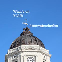 B-town Bucket List