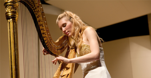USA International Harp Competition Bloomington