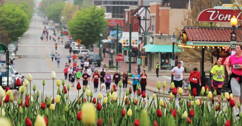 Hoosier Half Marathon