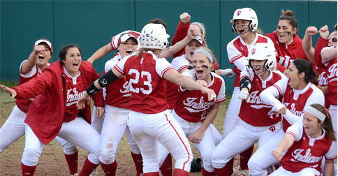 IU Softball