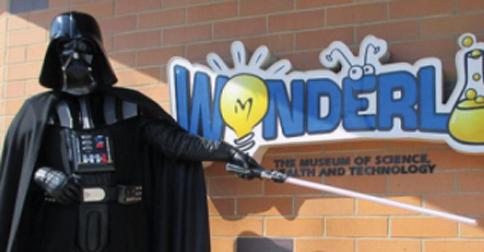 Jedi Science Weekend