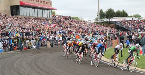 IU Little 500 men's race