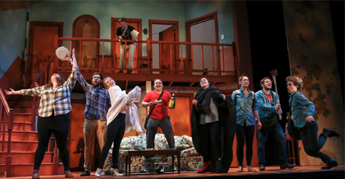 Noises Off IU Theatre