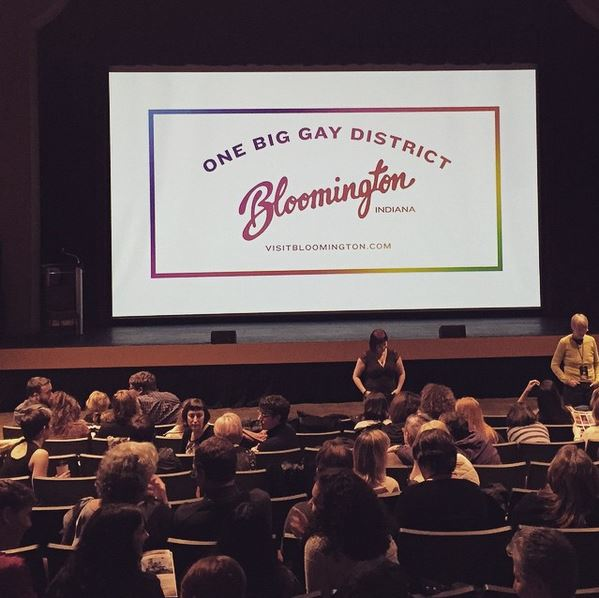 One Big Gay District Bloomington PRIDE Film Festival