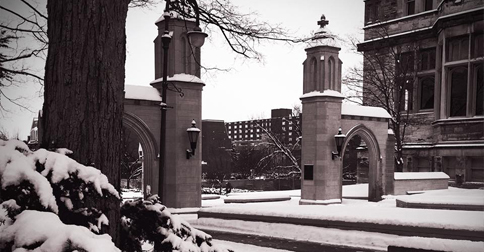 Sample Gates snow