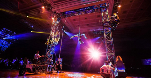 Stage Flight Circus