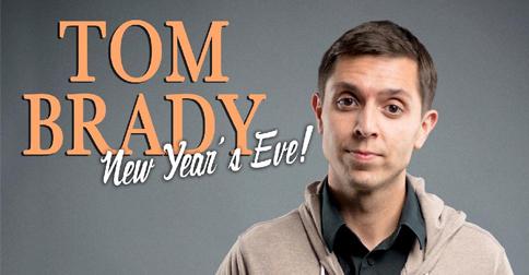 Tom Brady comedian