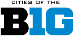 Cities of the B1G