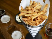 Cafe Bruge Fries