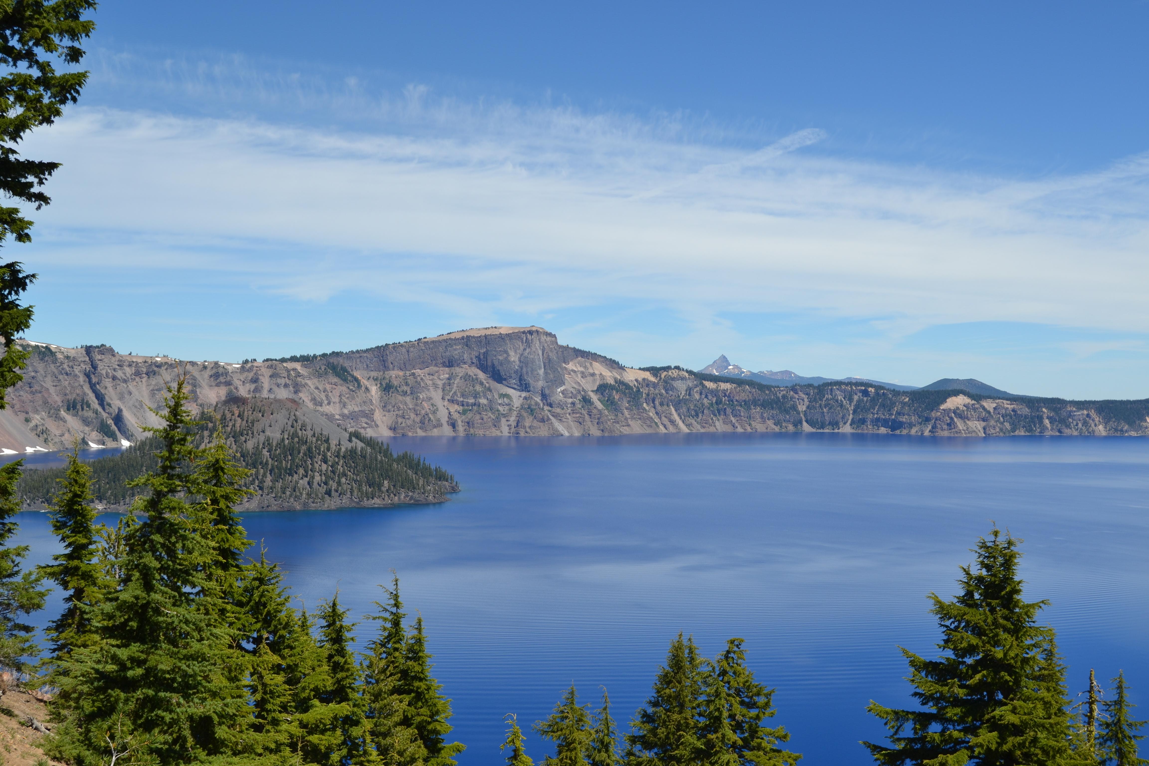 Crater Lake National Park Eugene Cascades Oregon Coast