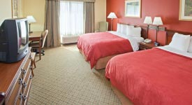 Country Inn and Suites Michigan City Shopping Package