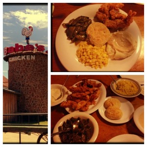 Babe's Chicken Dinner House in Frisco, TX