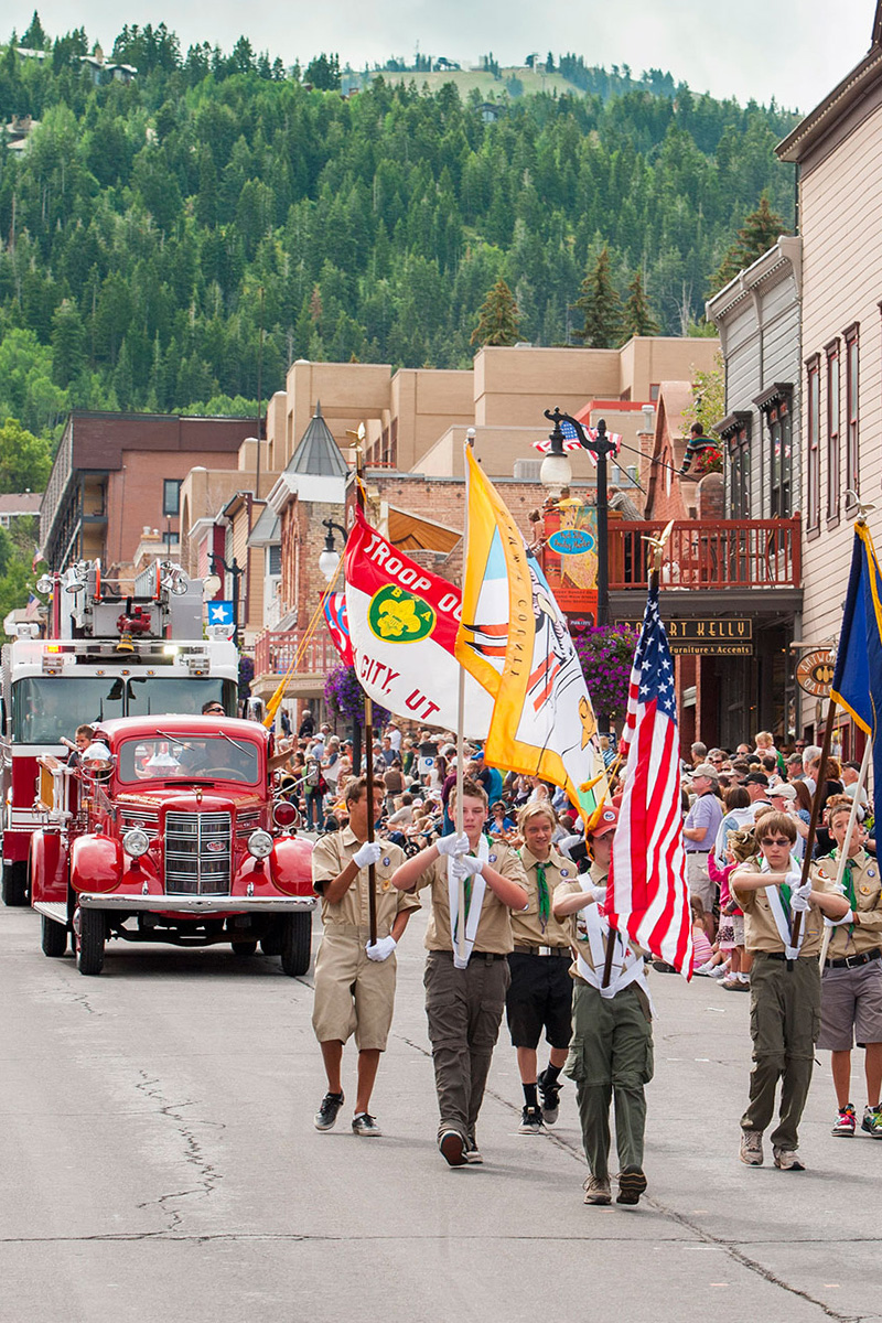 4th of July in Park City