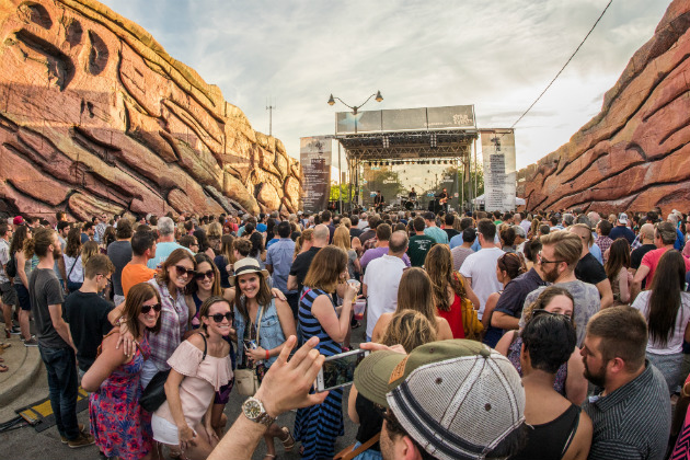 Taste of Randolph, Red Rocks Live on the Rocks
