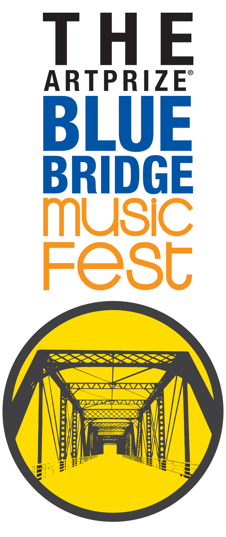 The ArtPrize Blue Bridge Music Festival