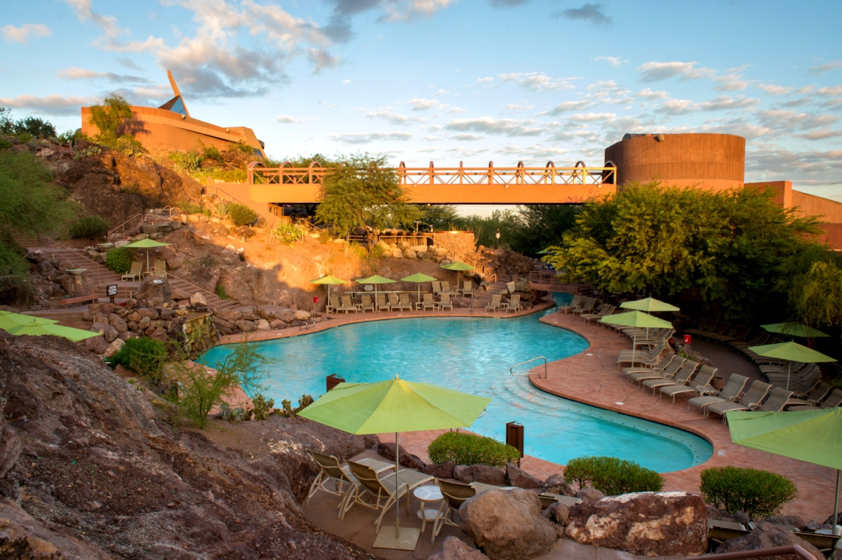 best phoenix resort pools
