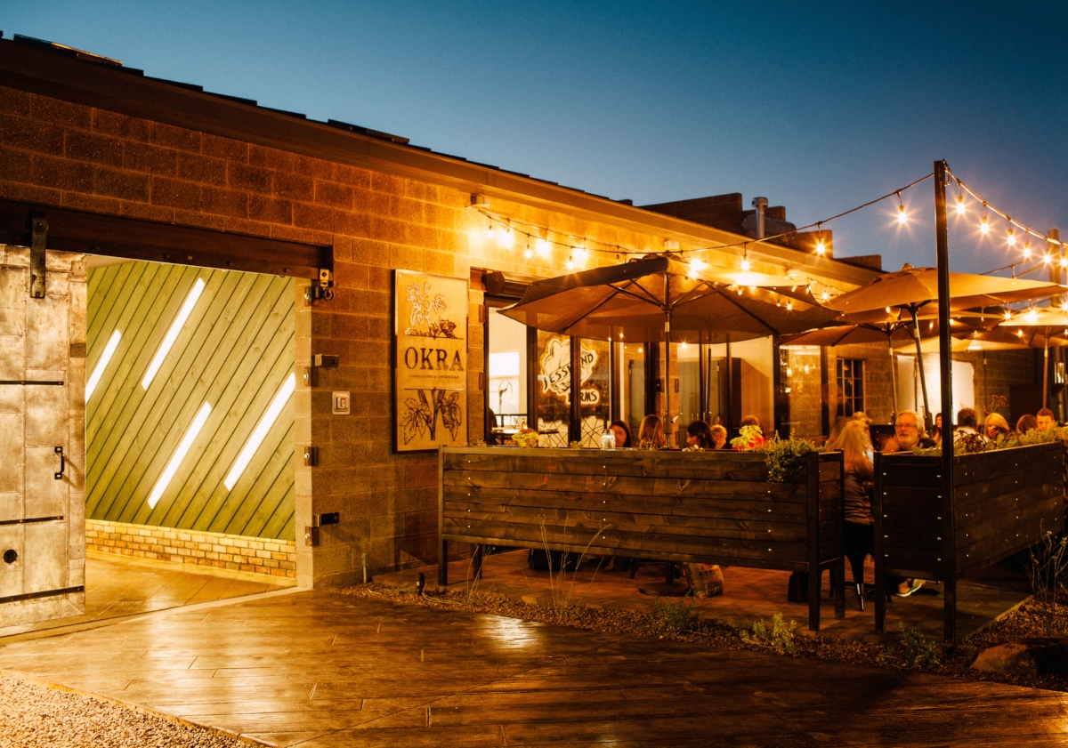 Okra Cookhouse & Cocktails