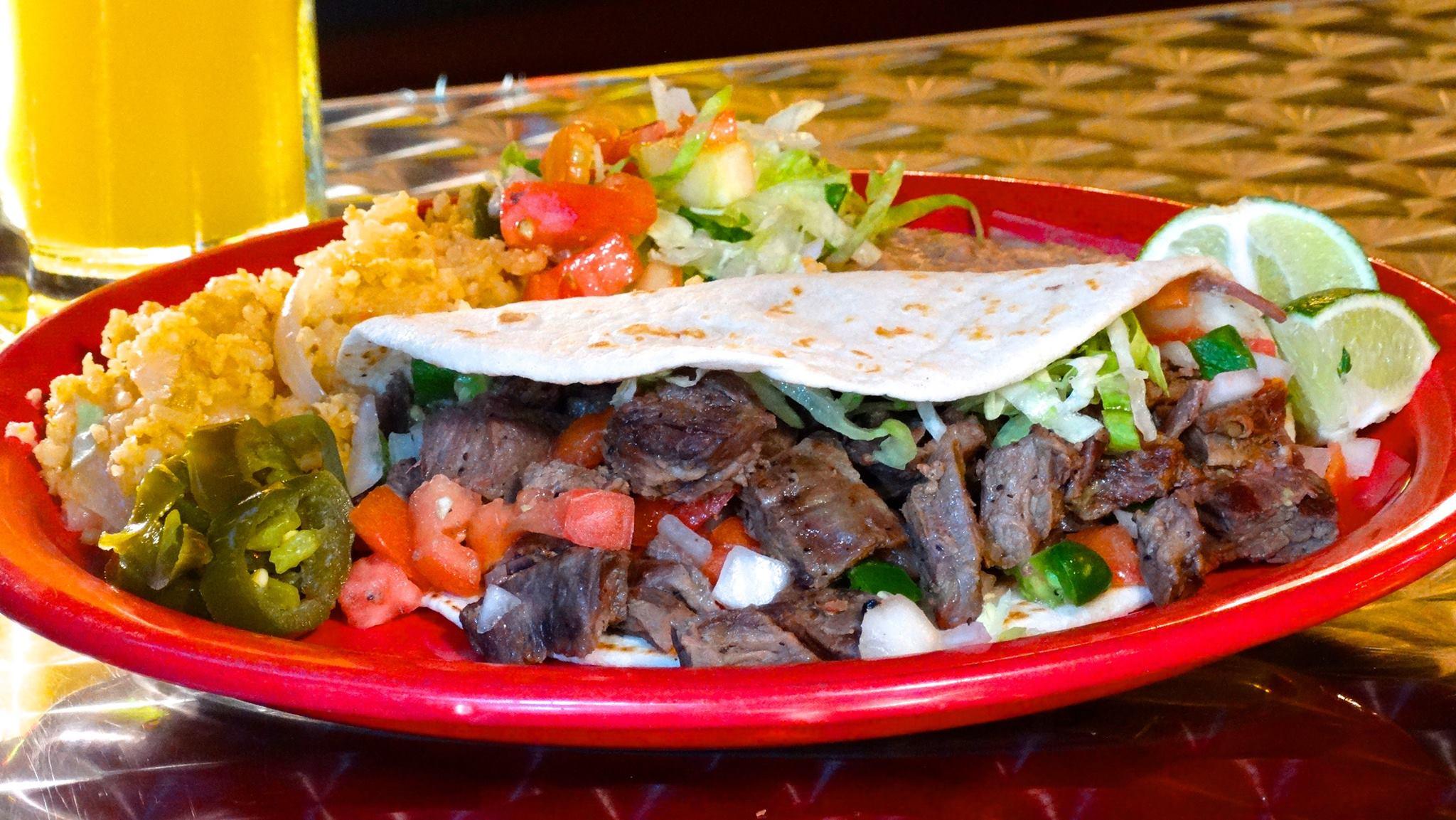 fusion tacos