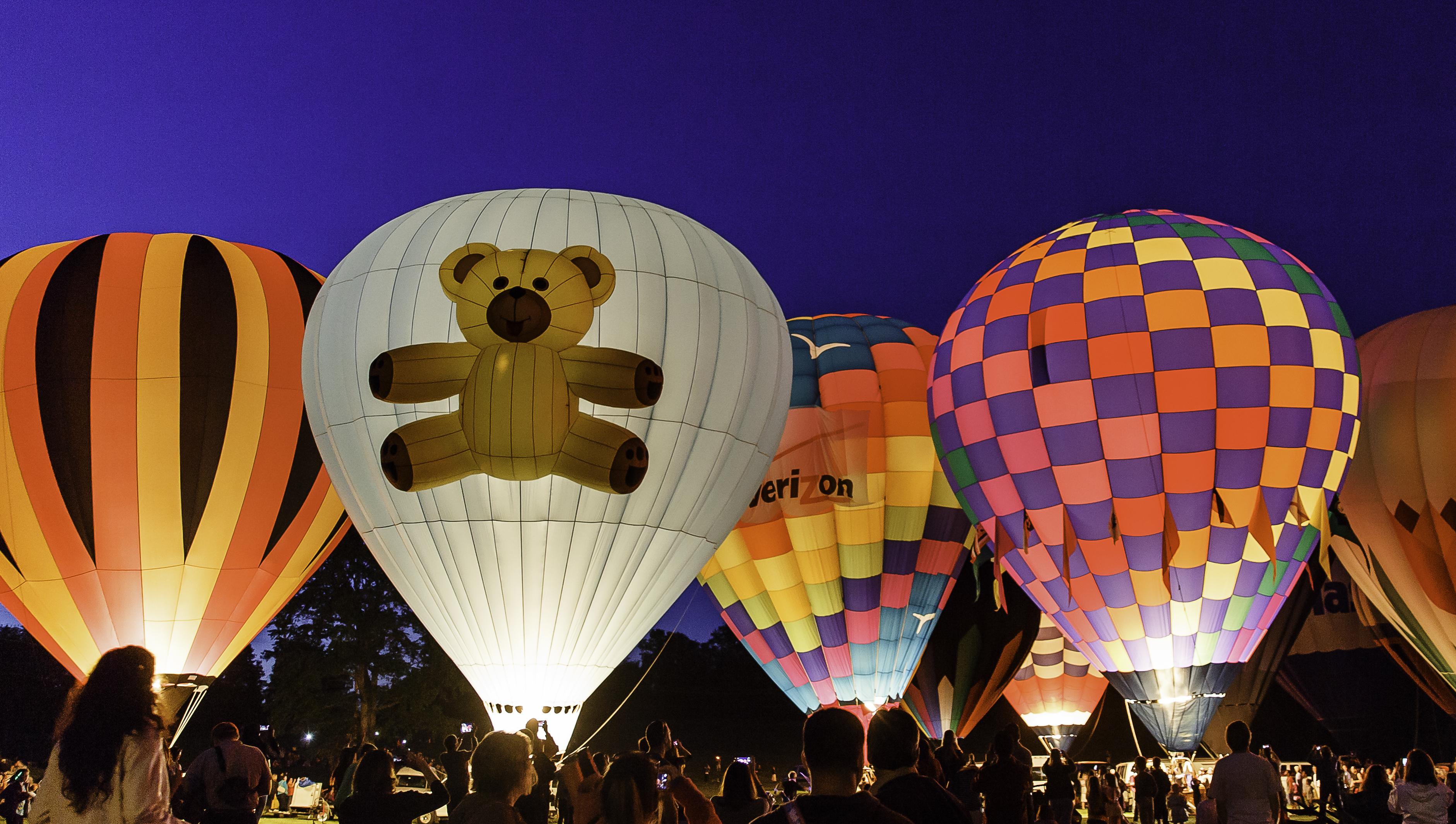 Night Glow Hot Air Balloons Festival | VisitHowardCounty.com