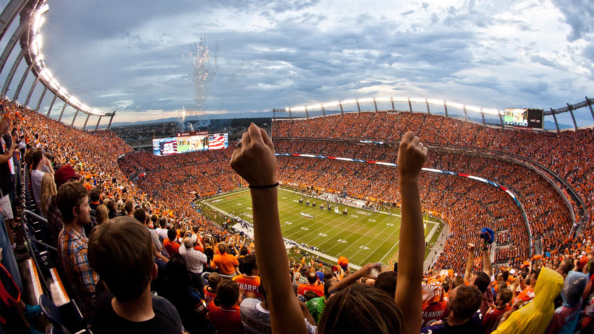 Denvers Pro Sports Teams Visit Denver