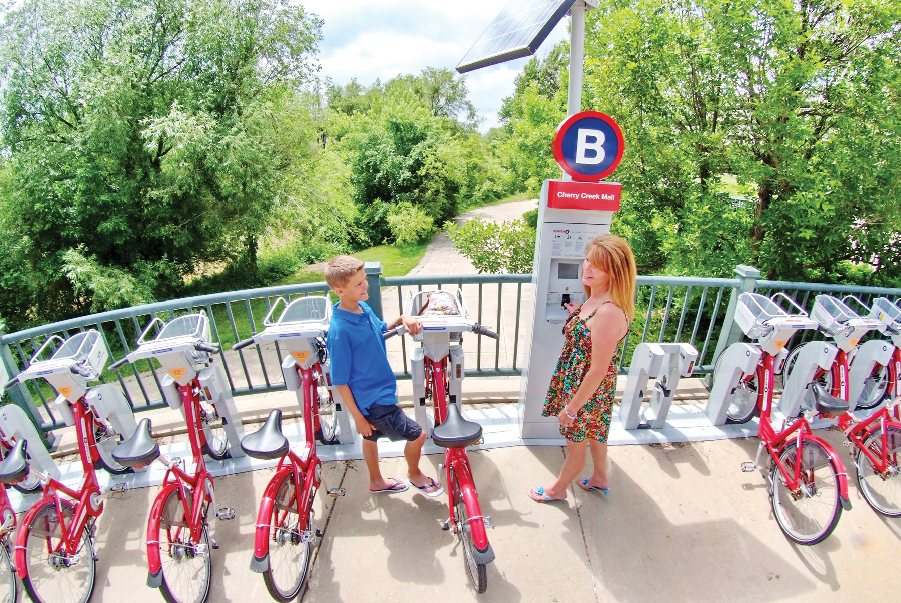 Denver B-cycle | VISIT DENVER