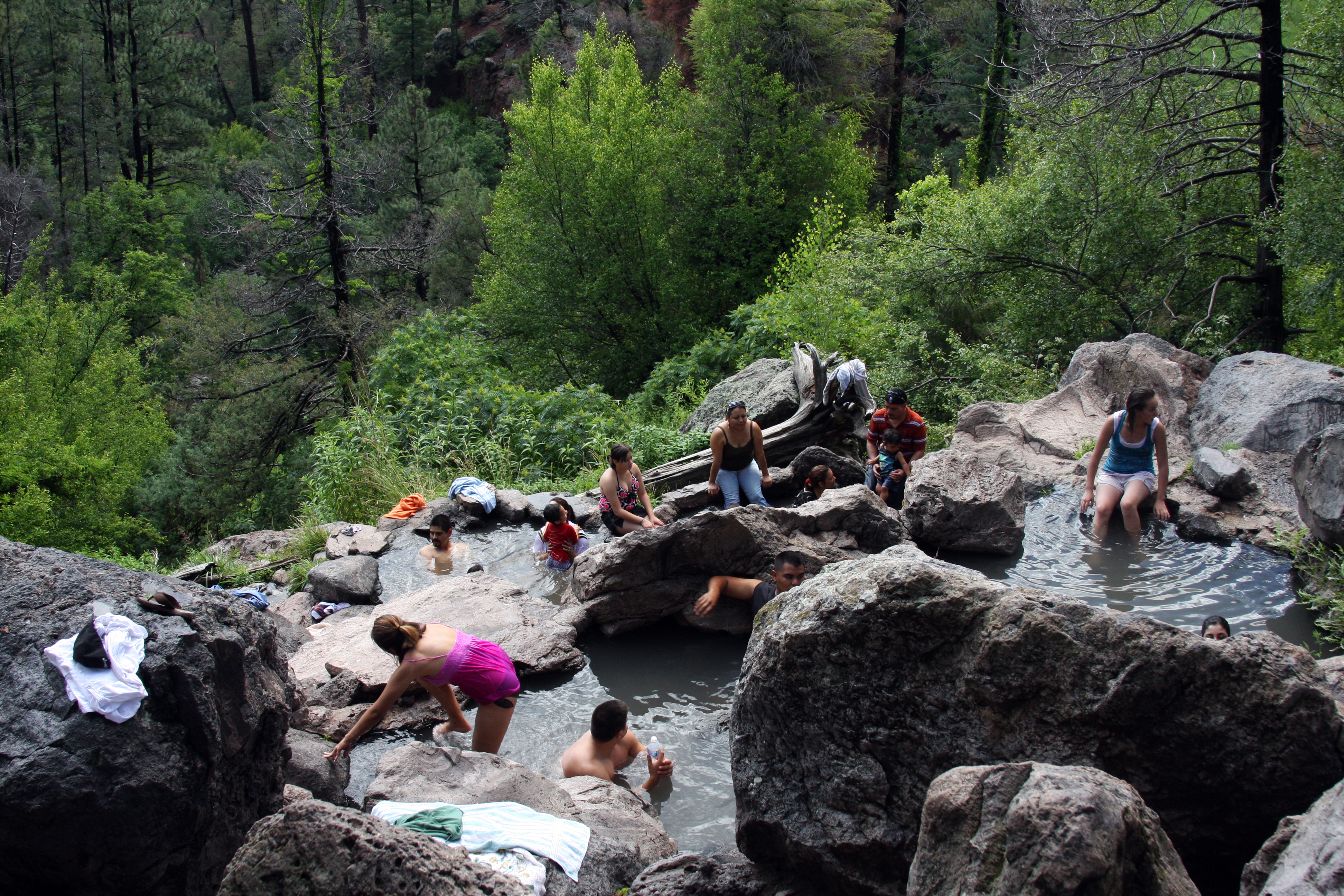 Jemez Springs - New Mexico Tourism - Travel & Vacation Guide