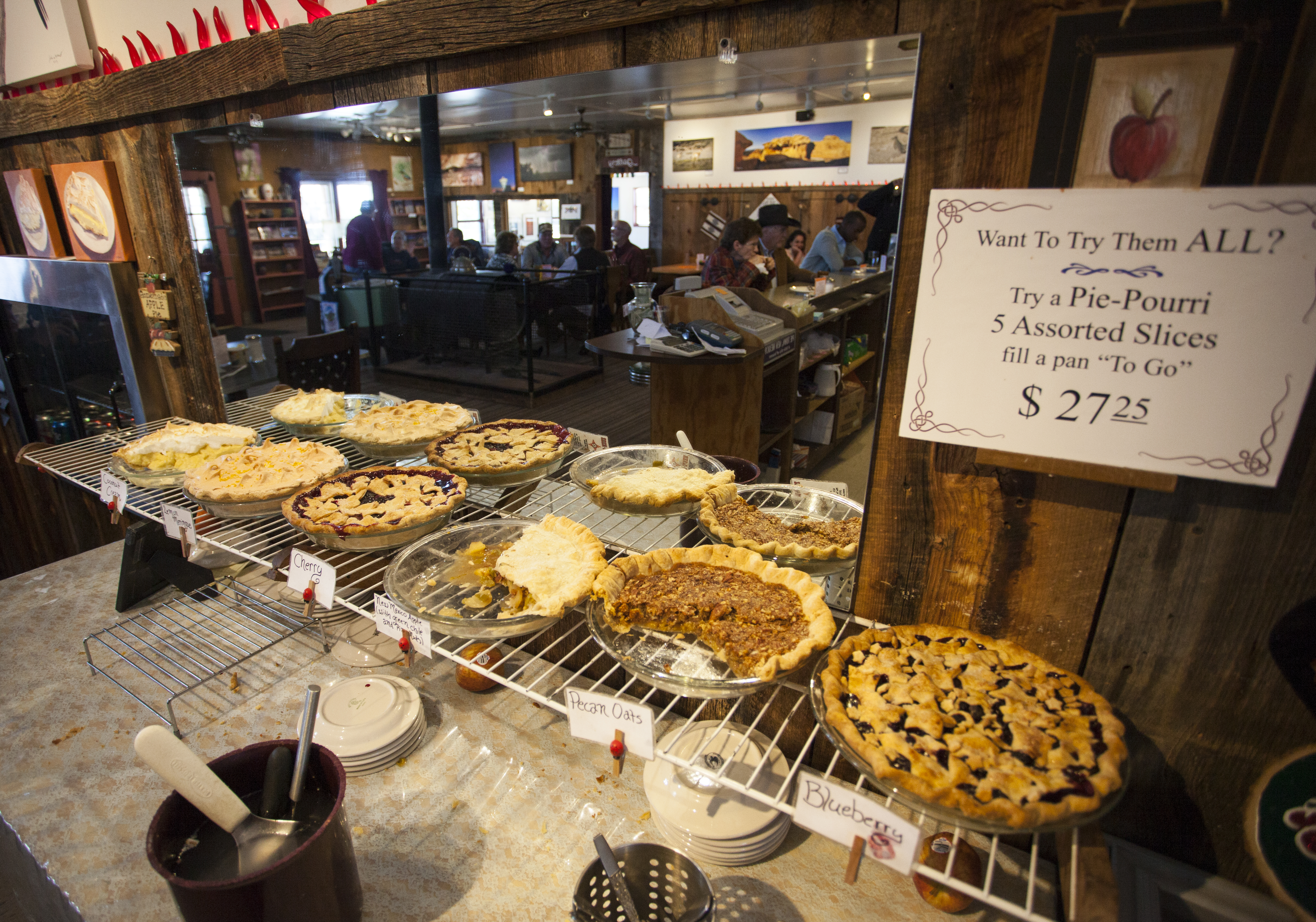 Pie Town New Mexico Tourism Travel Vacation Guide