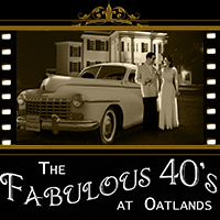 Oatlands 40s Party