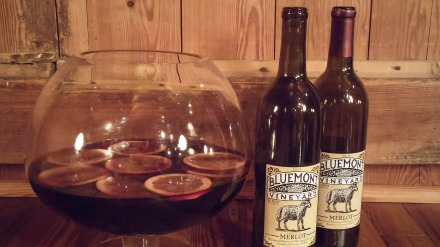 Loudoun County's Magnolias Wine Punch