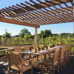 Salamander Resort and Spa Culinary Garden