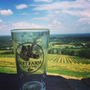 From @ashepling at Dirt Farm Brewing