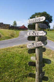 Goodstone Signpost
