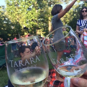From @brandiemc at Tarara Winery