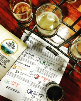 Old Ox is one of 15 stops on the LoCo Ale Trail