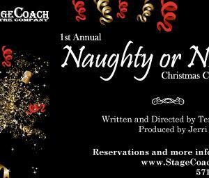 Christmas Caberet, 868 Estate Vineyards, Stagecoach Theatre Company